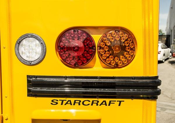 Starcraft Quest XL Tail Lights