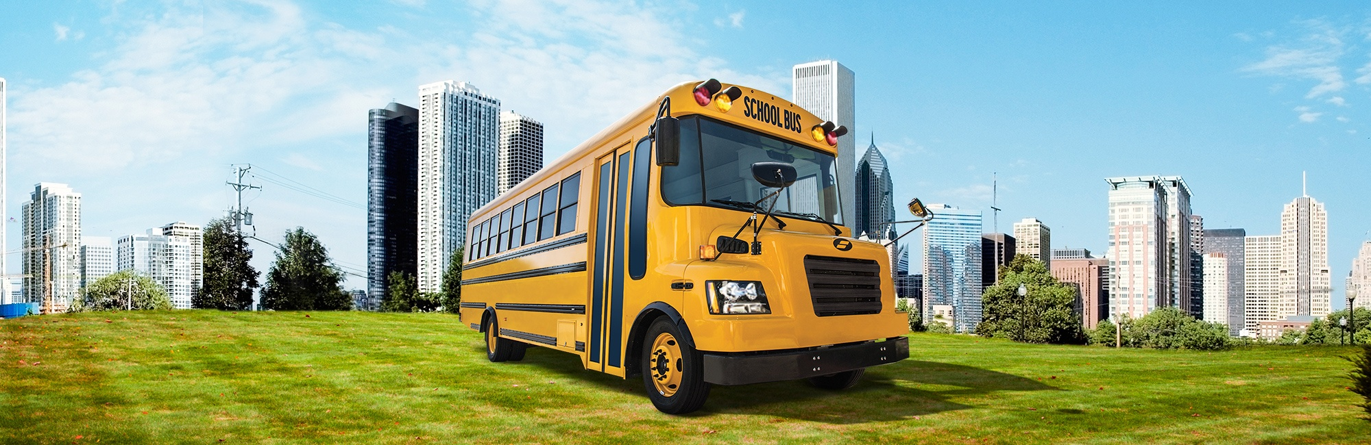 Starcraft Quest XL School Bus