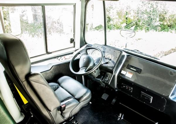 Starcraft Quest XL Drivers Seat