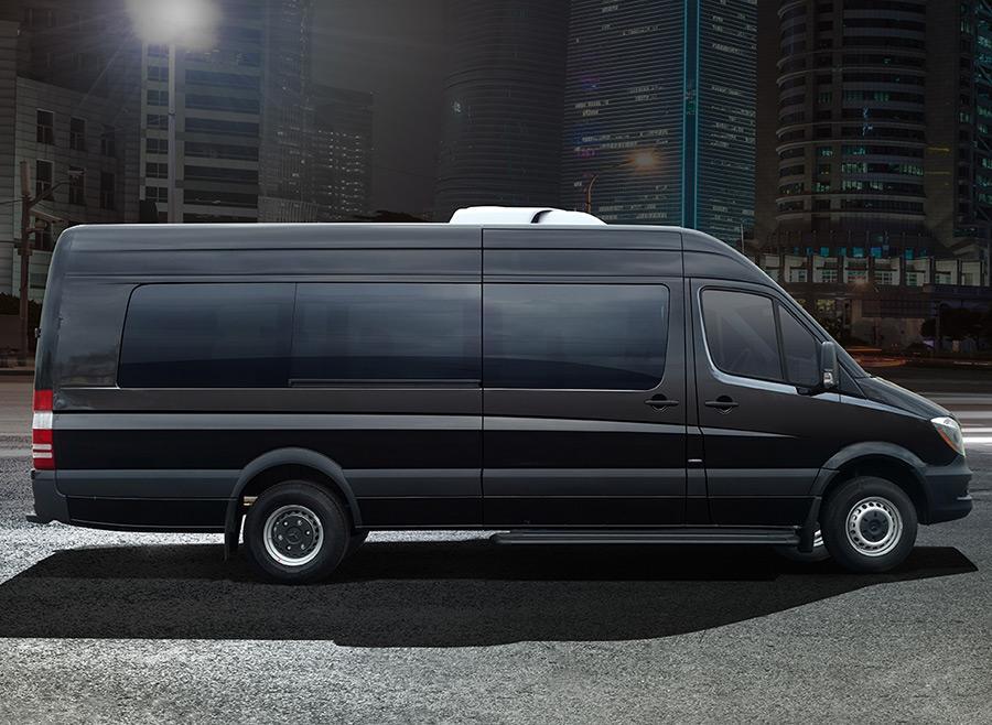 Executive Vans for Sale | Creative Bus Sales