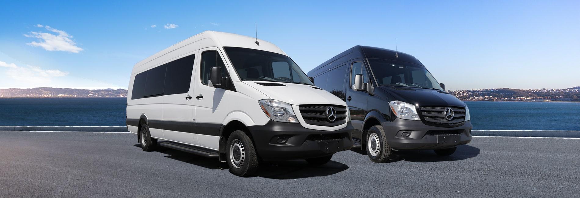 Smartliner Mercedes Benz Sprinter 3500 Chassis | Creative Bus Sales