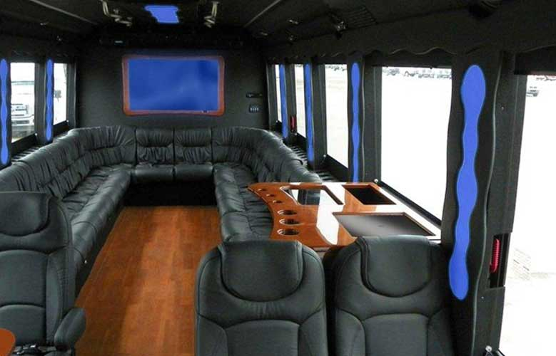 Federal Coach interior 2