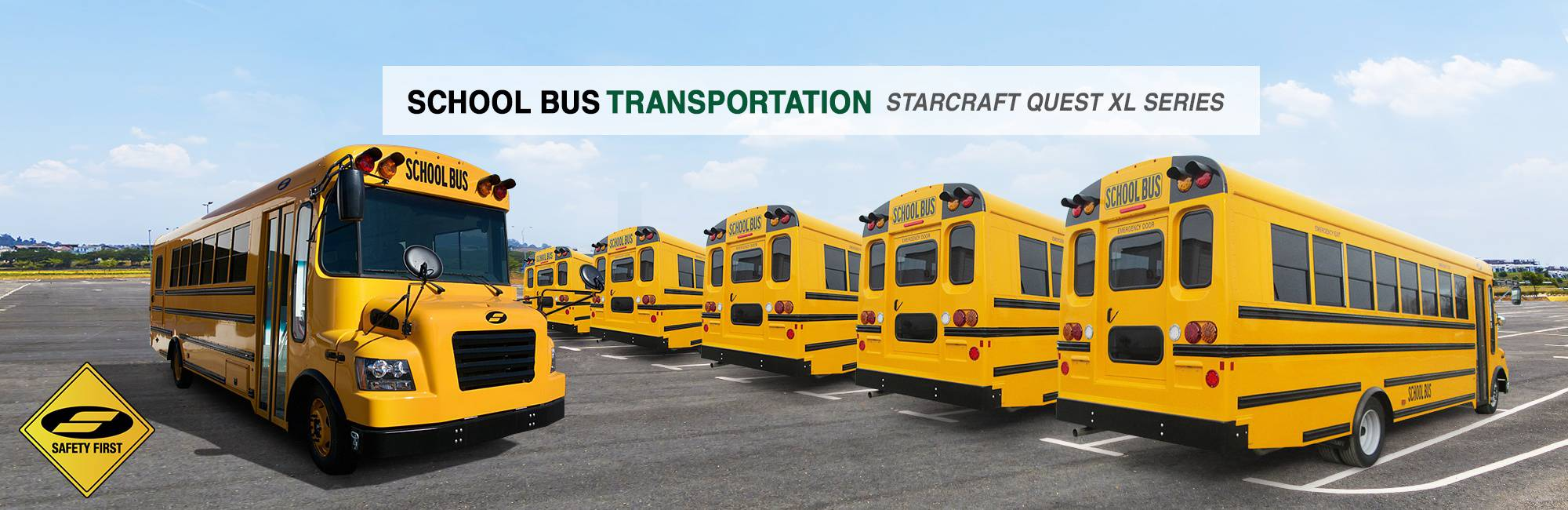 Starcraft Quest XL School Buses