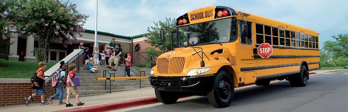 Type C School Bus