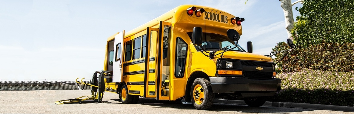 Type A School Bus