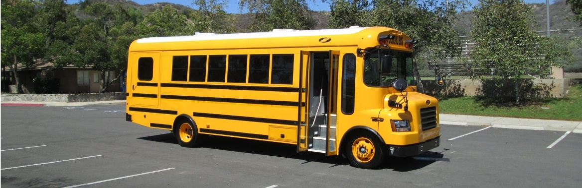 Type B School Bus